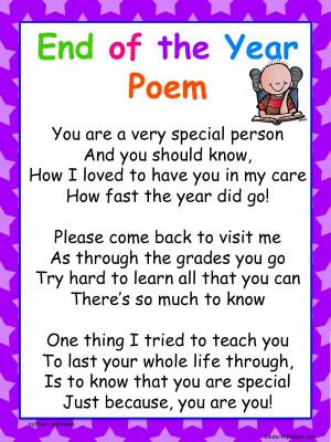 poems for teachers goodbye poems for teachers number one teacher ...