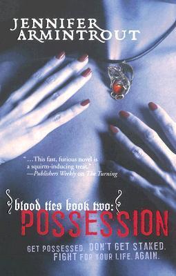 Odg: Jennifer Armintrout - Blood Ties