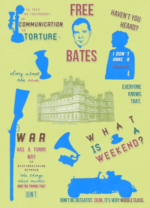 Best of: Downton Abbey Quotes
