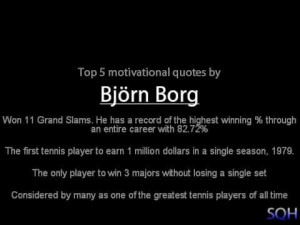 inspiring tennis quotes - Refresh or explore some of the best ...