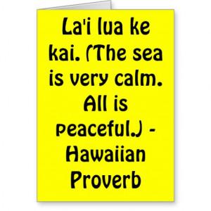 hawaiian phrases and sayings source http zazzle com hawaiian sayings ...