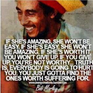 Bob Marley Quote | ...
