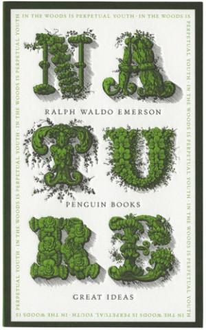 Ralph Waldo Emerson, Nature