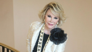 Joan Rivers' 25 best quotes and one-liners