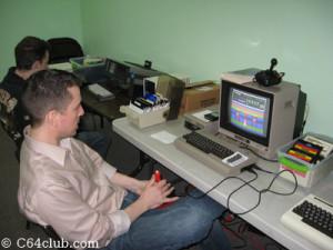 Kung-Fu C64 version - Commodore Computer Club