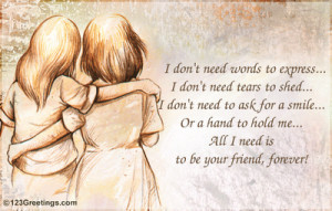 love quotes friendship poems inspirational quotes cute friendship ...