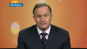 """Prime Minister John Key his """"careless"""" use of the word """"gay ..."""