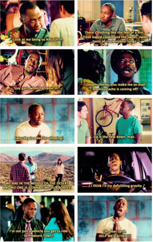 New Girl: The Best of Winston: New Girls Quotes Winston, Make Me ...