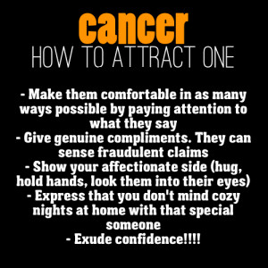 Cancer Zodiac Sign Quotes