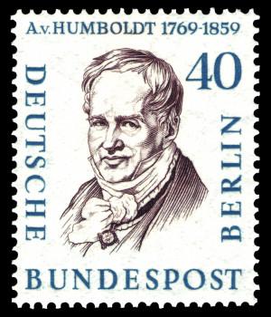 Alexander von Humboldt 1769 1859 Naturforscher und Geograph