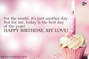 ... my love quotes happy birthday my love quotes happy birthday my love