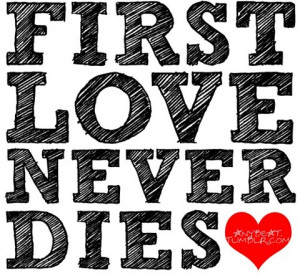 First Love and GAY