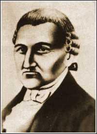 Biography of David Brearly 1745-1790