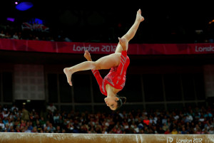 Aly Raisman for the Win