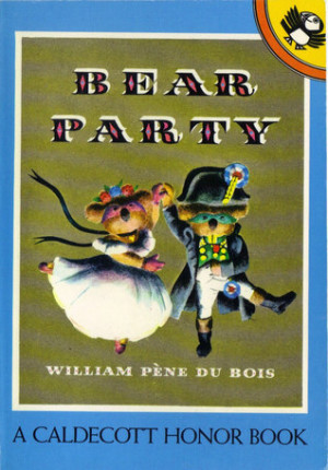 "Start by marking ""Bear Party"" as Want to Read:"