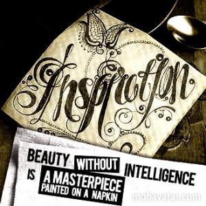 beauty-without-intelligence-quotes-napkin-art.jpg
