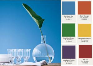 Jewel Tone Paint Colors