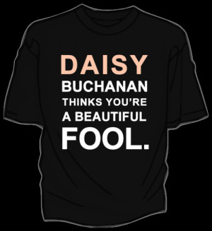 ... The Great Gatsby augustus waters daisy buchanan shirts about books