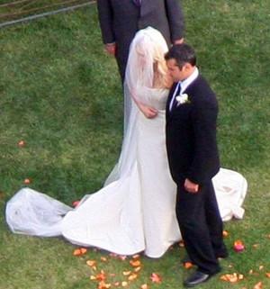 Natasha Bedingfield gets married!