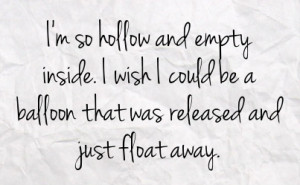 feeling empty quotes quotes and sayings quotes feeling empty quotes ...