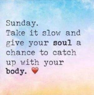 Sunday Inspiration #08
