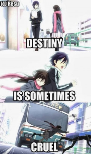 noragami demotivational posters | Related Pictures funny gifs ...