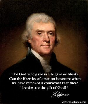 The God Who Gave Us Life...