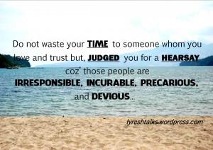 Judging quote #5