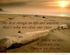 ... Quotes About Life: The Best Things In Life Is Become Better Person