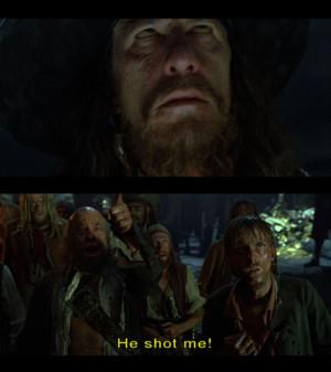 Barbossa Captain Barbossa