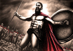 ... we are sparta i believe that it will be 300 300 movie quotes leonidas