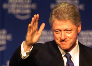 William Jefferson Clinton POTUS #43 turns 66 today.