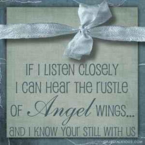 If I listen closely... | MY SISTER IN HEAVEN... MISS YOU DEARLY