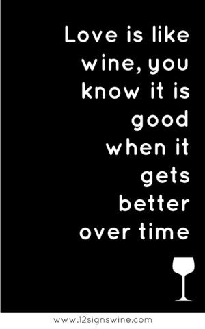 Wine Quotes | 12 Signs Wine