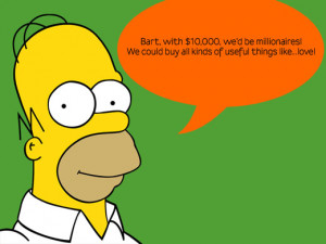 Homer Love