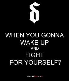 Shinedown Breaking Inside Lyrics   shinedown the sound of madness