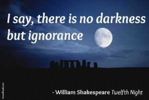 Shakespeare quotes Twelfth Night