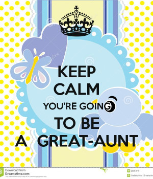 Quotes About Great Aunts Great aunt to five!