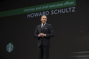Great Quotes From Starbucks CEO Howard Schultz