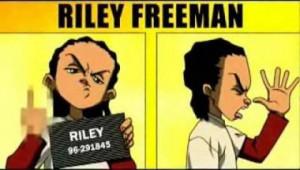 Riley Freeman mugshot Image