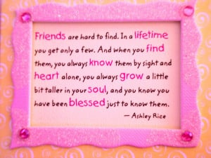 Quotes About Friendship (A Lot!)