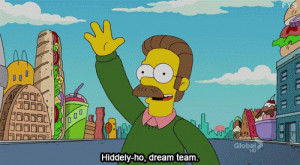Ned Flanders gifs - Google Search