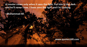 Muhammad Ali Great Quotes & Famous Quotes