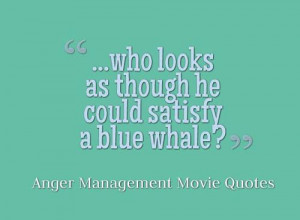 who looks as though he could satisfy a blue whale?
