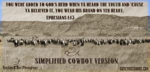 cowboy quotes about god cowboy quotes about god