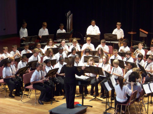 River Road Middle School Band