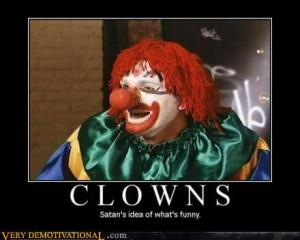 Clowns & Lock Your Door