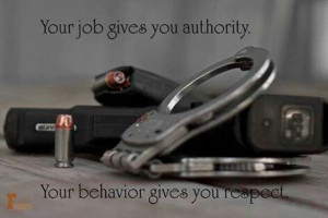 Authority Respect