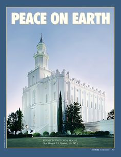 ... George Temple Temples and Temple Marriage. #Mormonad #LDS #Mormon More