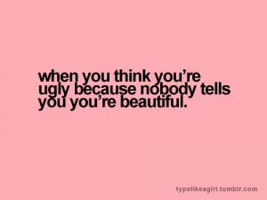 girl, hah, quote, sad, text, true